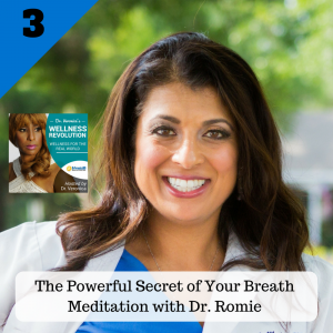 3: The Powerful Secret of Your Breath: Meditation with Dr. Romie