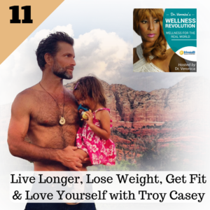 Live Longer, Lose Weight, Get Fit & Love Yourself with Troy Casey