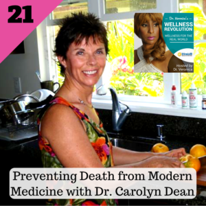 Dr. Carolyn Dean MD ND Death by Modern Medicine