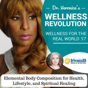 Elemental Body Composition for Health, Lifestyle and Spiritual Healing