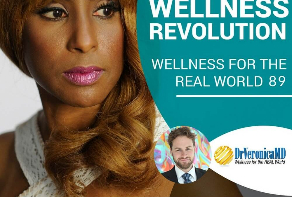 89: The Future of Functional Medicine with James Maskell – Dr. Veronica Anderson