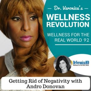 92: Getting Rid of Negativity with Andro Donovan