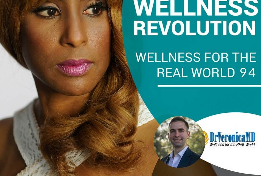 94: Hack Your Health with Arvin Khamseh – Dr. Veronica Anderson