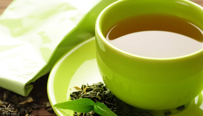 5 Reasons why Green Tea is Good for You!