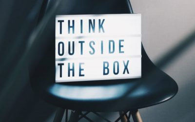 Are You Stuck? Try Thinking Outside the Box