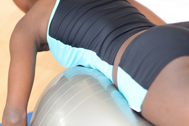 The Stability Ball Solution for More Fun Working Out